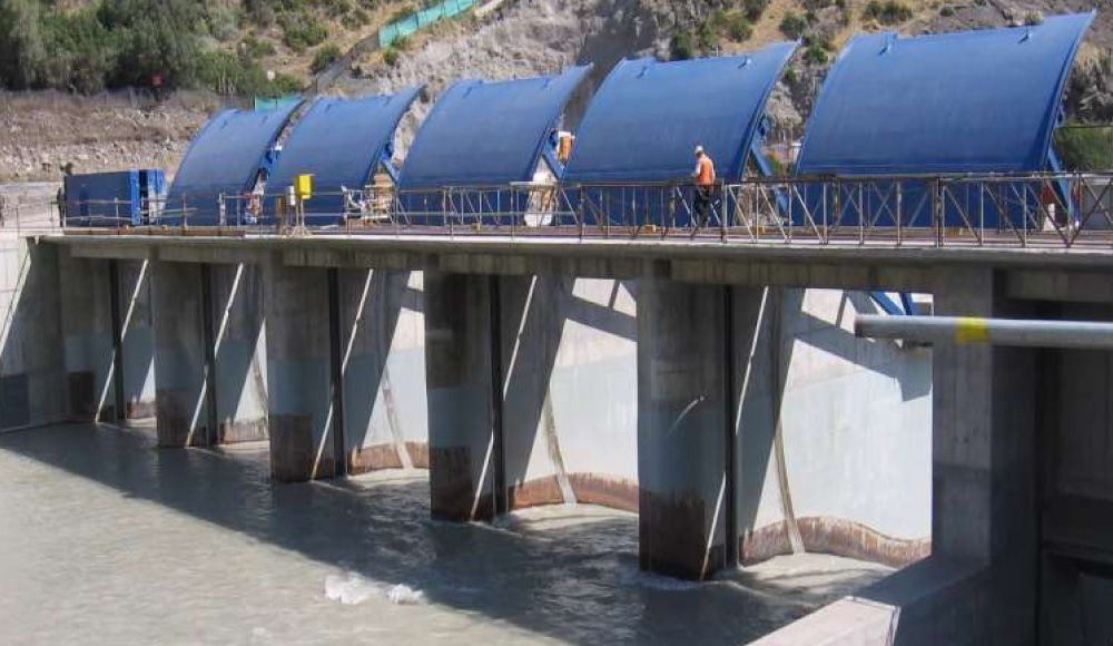 Central Chacayes / 110 MW